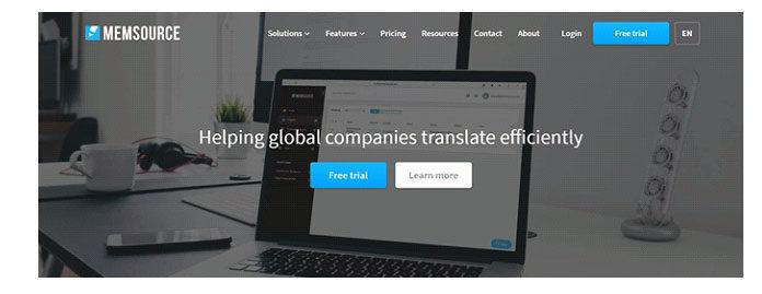 Memsource— это система управления переводами, которая поддерживает более