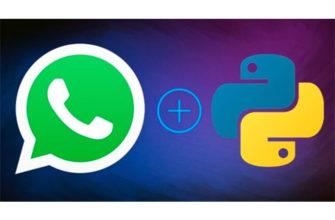 WhatsApp с помощью Python