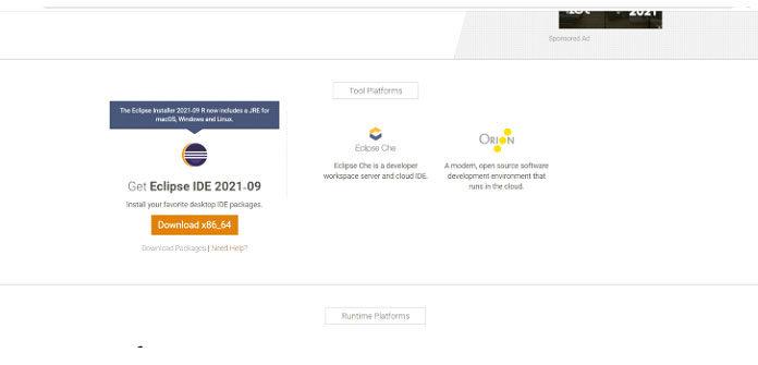 выберите совместимую версию IDE взависимости отвашей